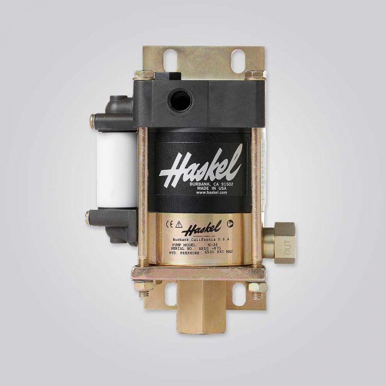Haskel - Pumpen - Mini-Pumpe - MS