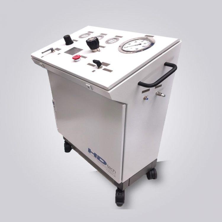 HDTech - Verdichterstation - AAD-15-50 bar / AA-1154-7