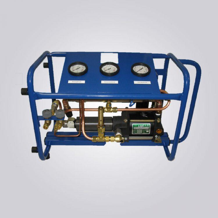 HDTech - Verdichterstation -GB-1004-3 / 58896 - 40 bar