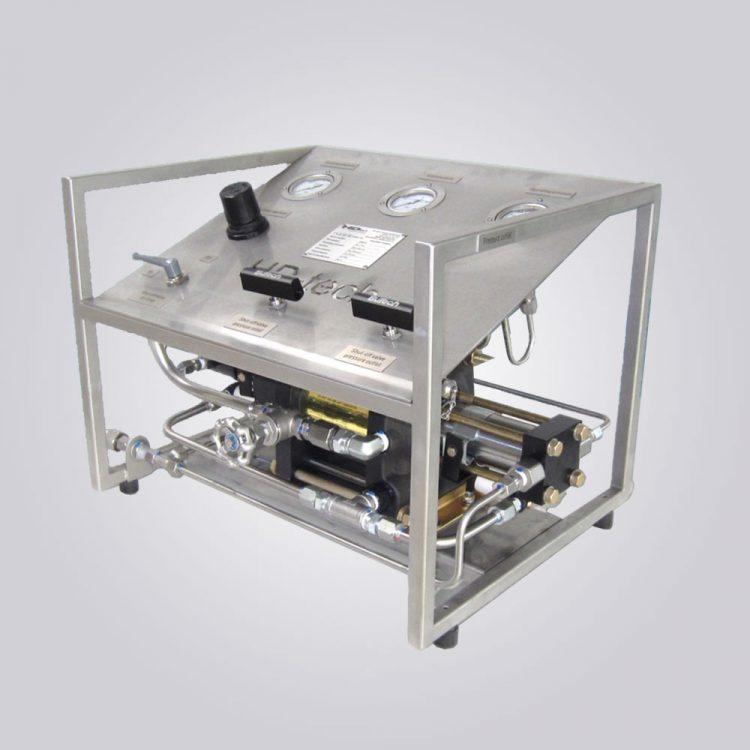 HDTech - Verdichterstation -AAT-7/30-200 bar - AA-1190-1