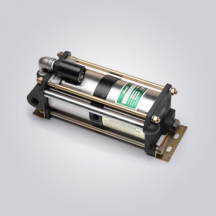 HD-tech - Produkte - Druckluftverstärker 4AAD-2 Haskel