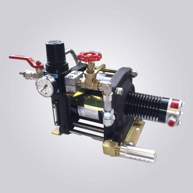 HD-tech - Produkte - Druckluftverstärker AA-30-C - Haskel