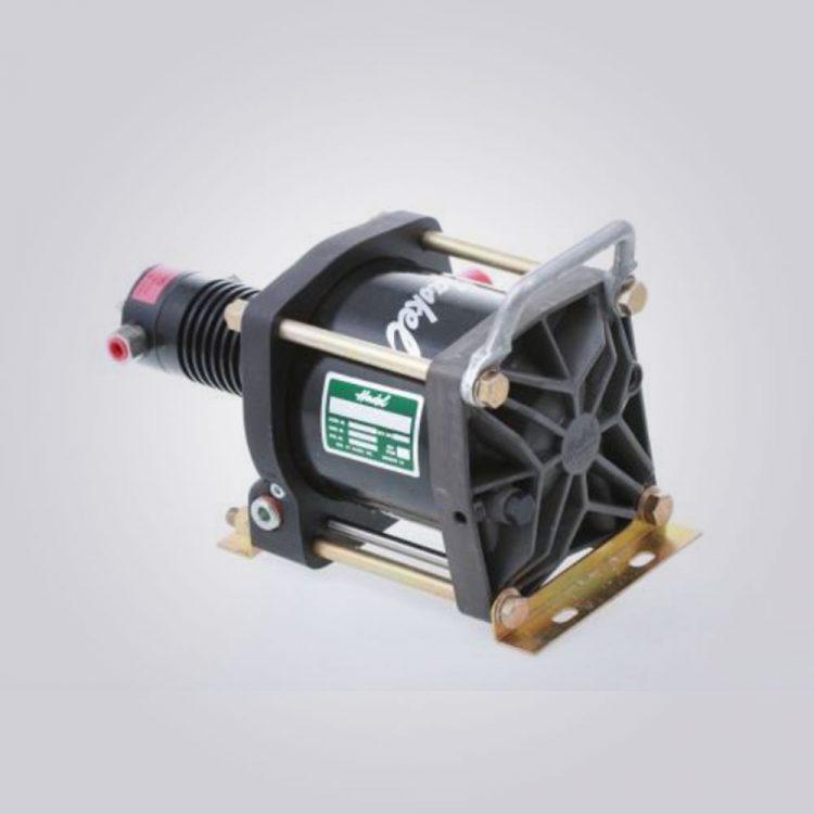 HD-tech - Produkte - Druckluftverstärker AA-15 - Haskel