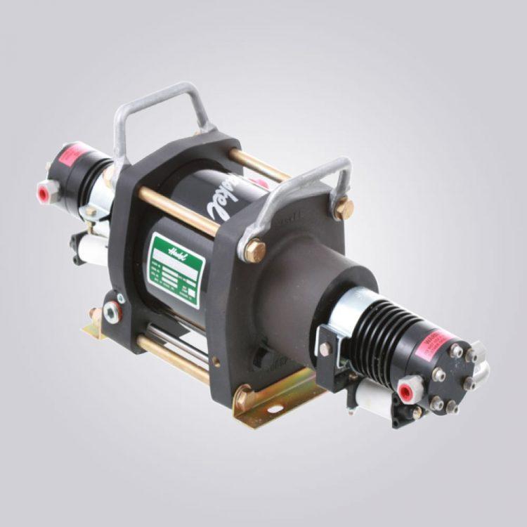 HD-tech - Produkte - Druckluftverstärker AAD-30 - Haskel