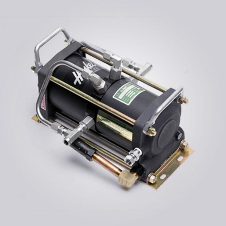 HD-tech - Produkte - Druckluftverstärker AAD-2 Haskel