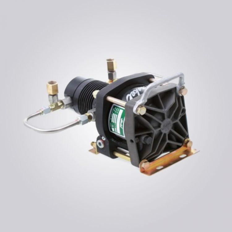 HD-tech - Produkte - Druckluftverstärker AAD-5 Haskel