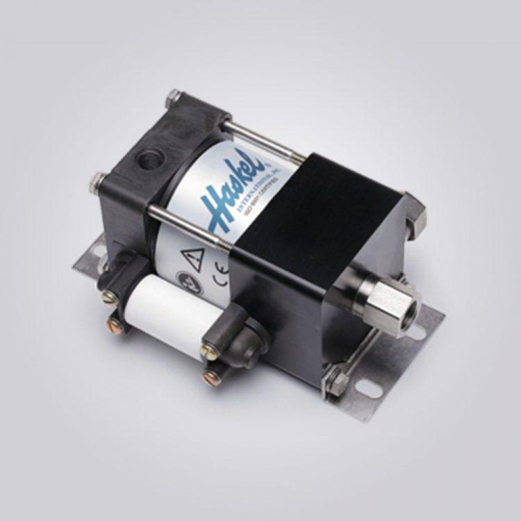 HD-tech - Produkte - Druckluftverstärker HAA31-2.5N Haskel