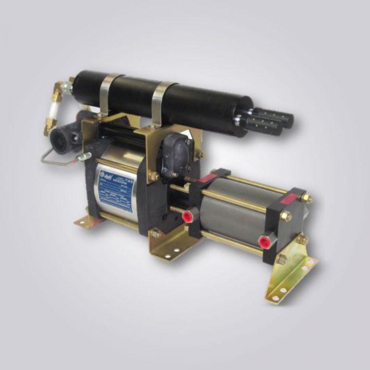 HD-tech - Produkte - Gas-Kompressor - 8AGD-2 - Haskel