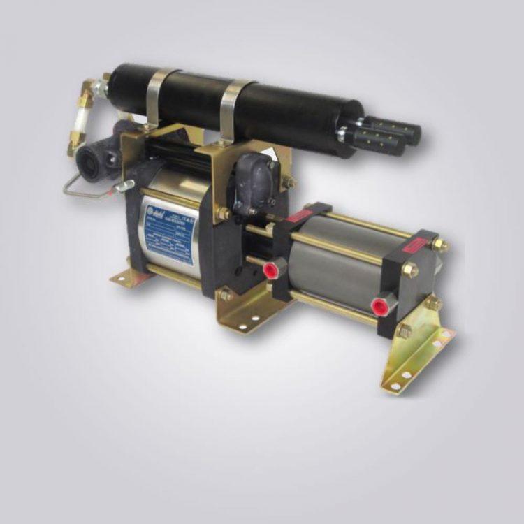 HD-tech - Produkte - Gas-Kompressor - 8AGD-2,8 - Haskel