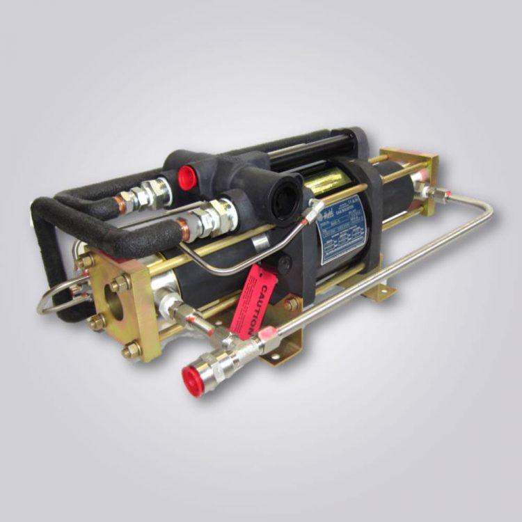HD-tech - Produkte - Gas-Kompressor - 8AGD-5 - Haskel