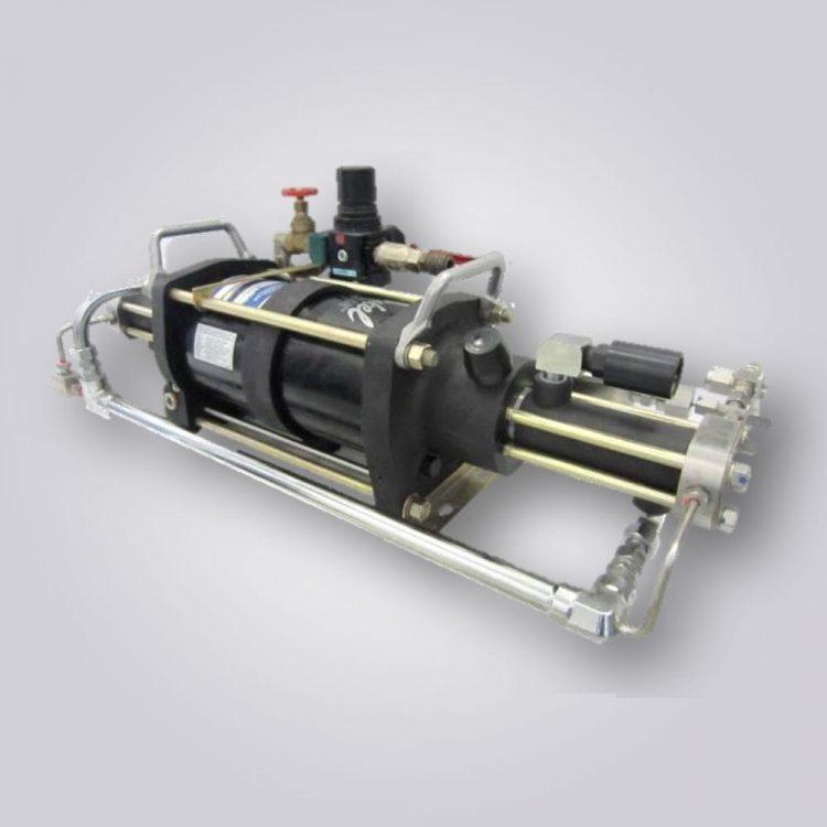 HD-tech - Produkte - Gas-Kompressor - AGT-14/62 - Haskel