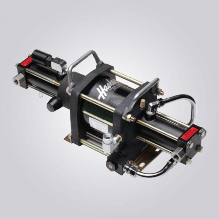 HD-tech - Produkte - Gas-Kompressor - AGD-15 - Haskel