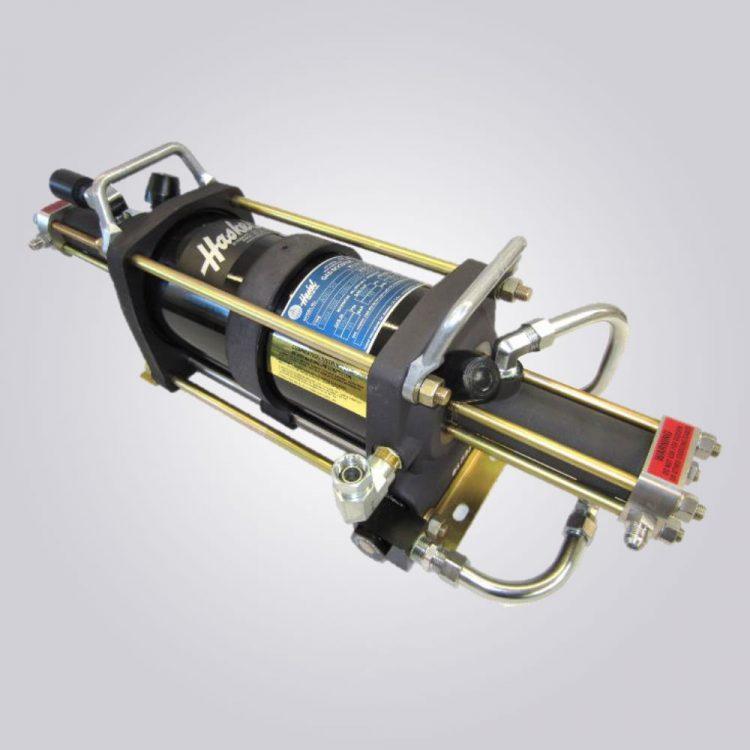 HD-tech - Produkte - Gas-Kompressor - AGD-32 - Haskel