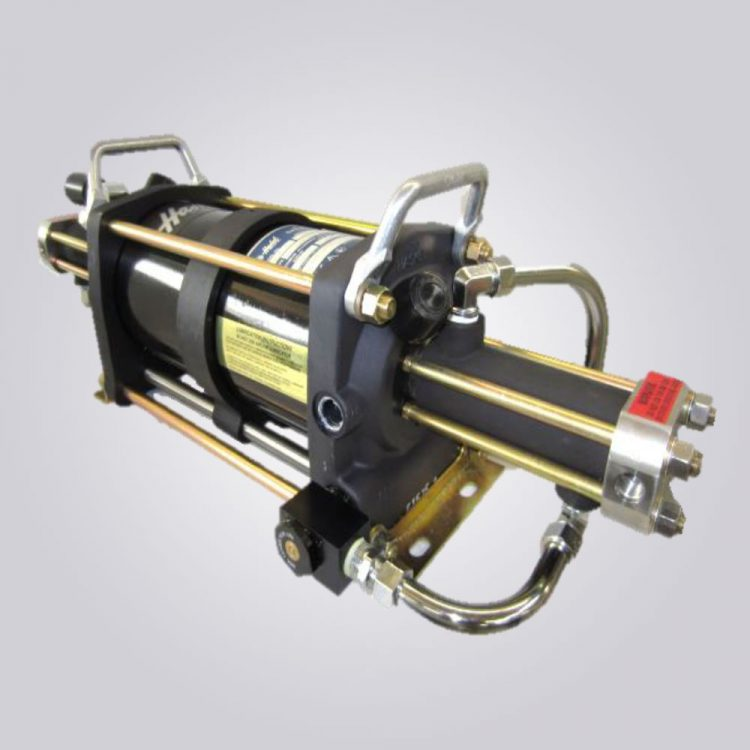 HD-tech - Produkte - Gas-Kompressor - AGD-62 - Haskel