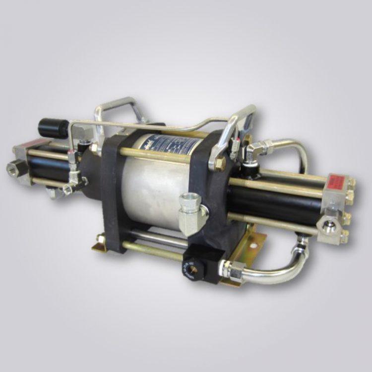 HD-tech - Produkte - Gas-Kompressor - AGD-7 - Haskel
