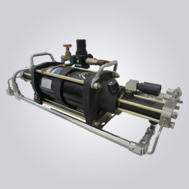 HD-tech - Produkte - Gas-Kompressor - AGT-32/152H - Haskel
