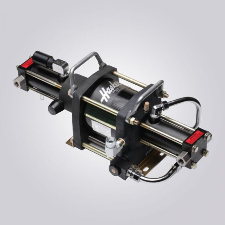 HD-tech - Produkte - Gas-Kompressor - AGT-15/30 - Haskel