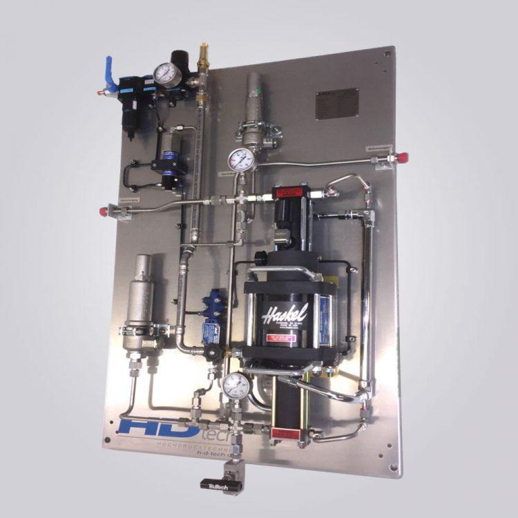HDTech - Verdichterstation -AAT-7/30 - 1 Liter - 200 bar