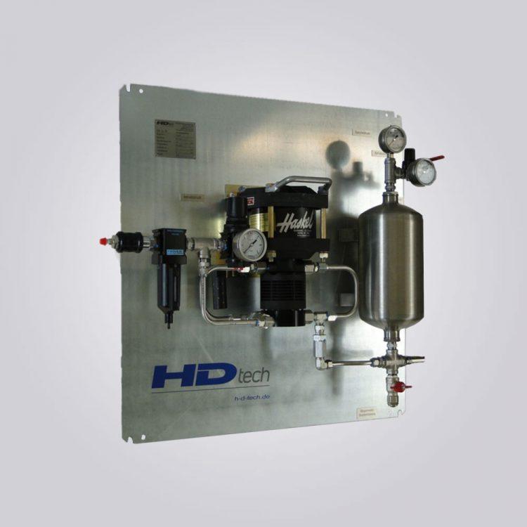 HDTech - Verdichterstation -AGD-1.5-Atex-5L-16 bar / AA-1183-3