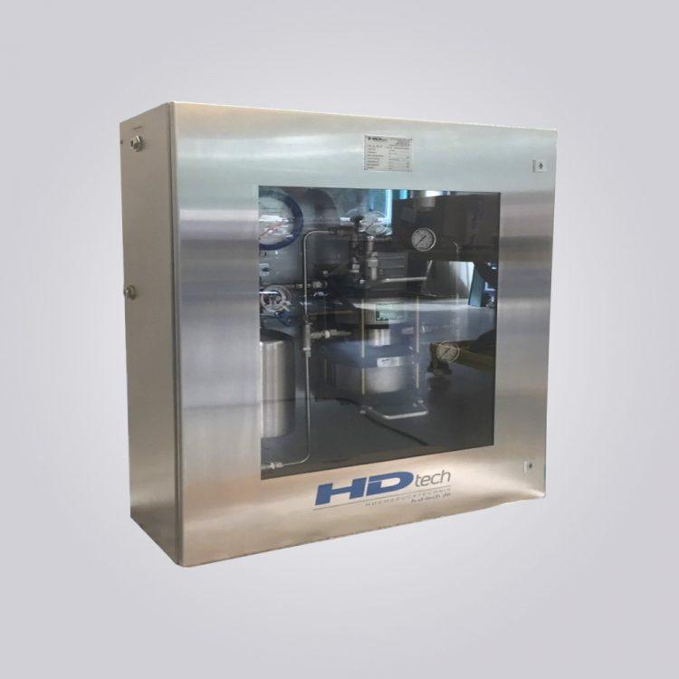 HDTech - Verdichterstation -AGD-1.5-Atex-5L-16 bar / AA-1113-9