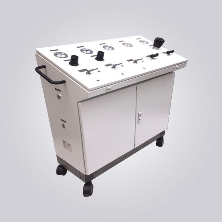 HD-Tech - Komplettanlage Gaskompressor - Verdichterstation - GB-1135-1-1 AG-15-AG152 - 800 bar