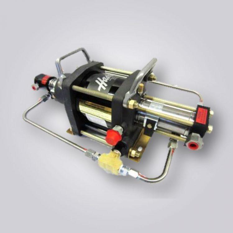 HD Tech - Produkte - Druckluftverstärker - AAT-15/30