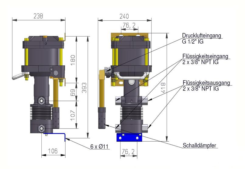 HD Tech - Haskel - Pumpen - 58896 - Massblatt