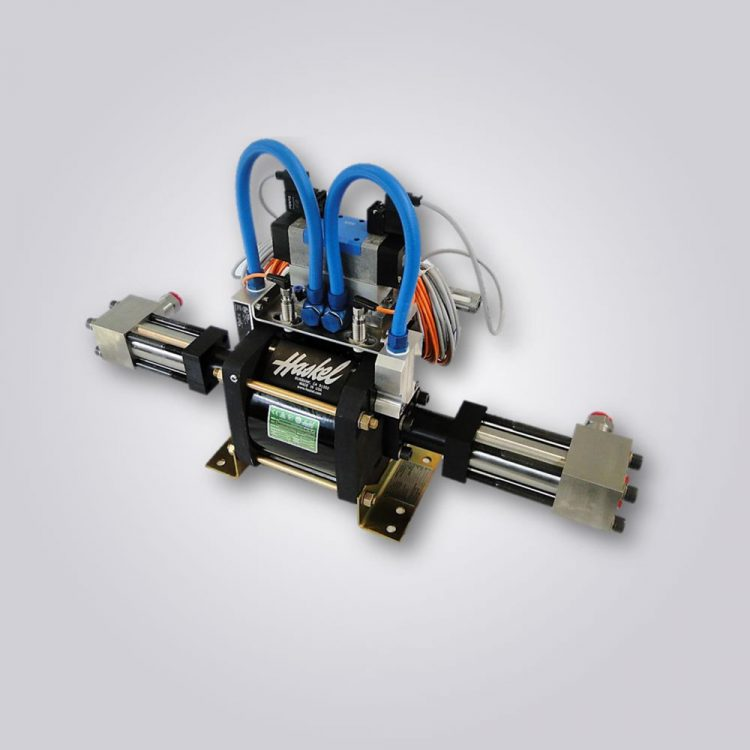 HD Tech - Haskel - Pumpen - 8DSFD-25-CO2-HD