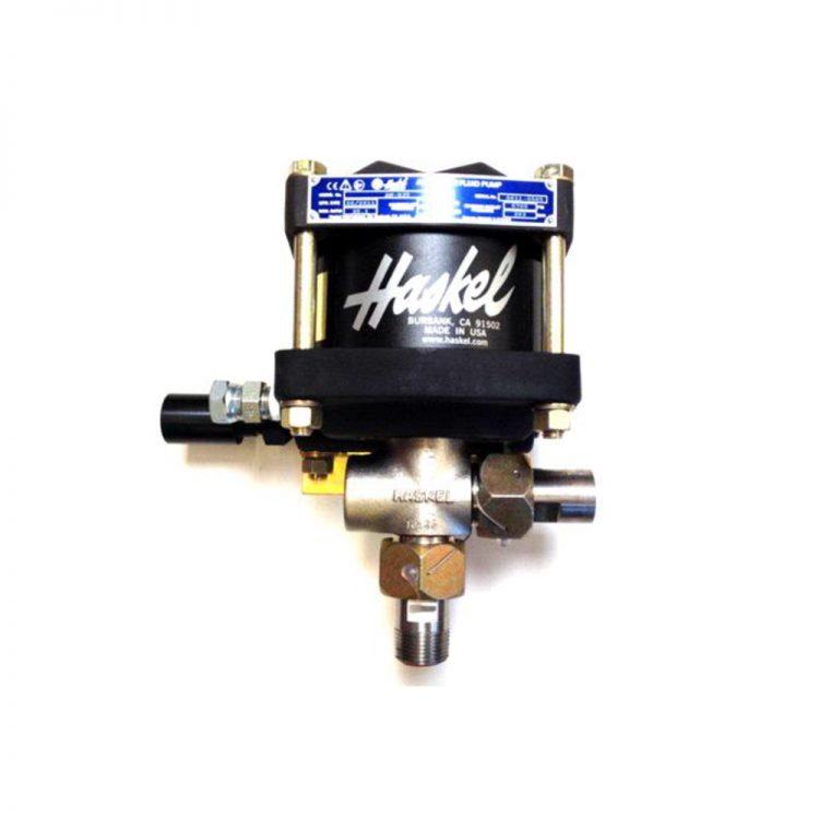 HD Tech - Haskel - Pumpen - DSF-B10-29375