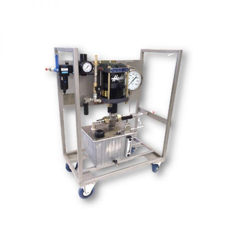 Hd Tech - Komplettanlage Flüssigkeiten - ASF-25-200 bar