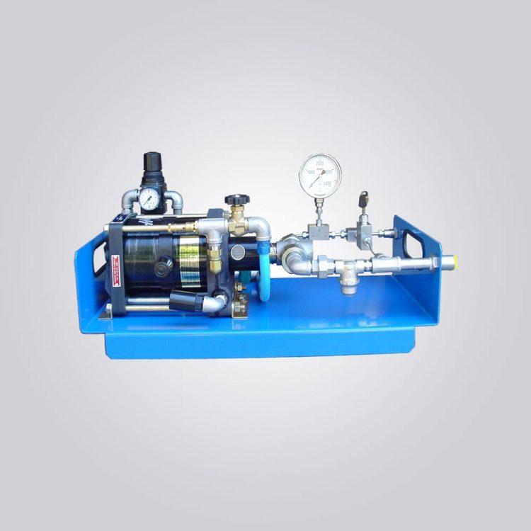 HD Tech -Komplettanlagen - Flüssigkeit - DSXHF-452-3600 bar