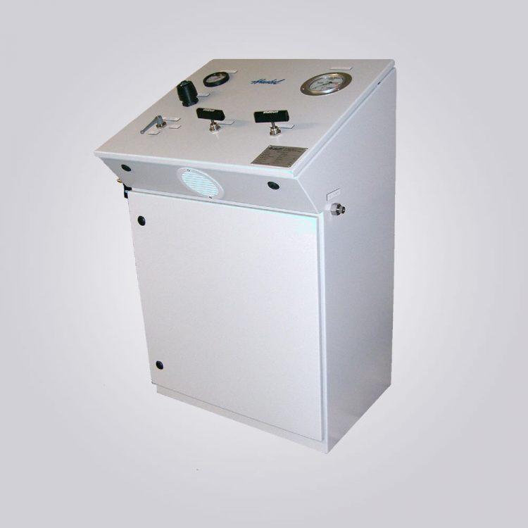 HD Tech - Komplettanlage Flüssigkeiten - HSL0217-DGSTV-35 - 300 bar