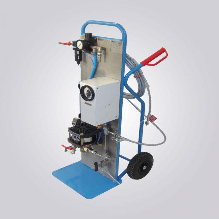 HD Tech - Komplettanlage Flüssigkeiten - LP-1004-1-1 HSF-302 - 2.000 bar
