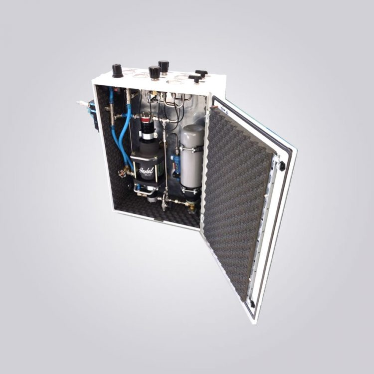 HD Tech - Komplettanlagen Druckluft - AAD-15-5L-120 bar / AA-1154-6