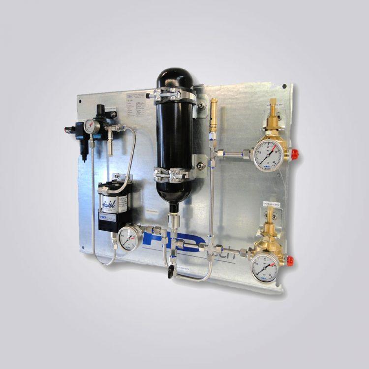 HD Tech - Komplettanlagen Druckluft - HSA0166 HAA31-4.5-2L-40 bar