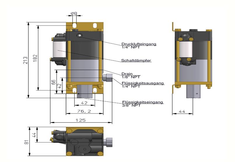 HD Tech - Produkte - Pumpen - 29723-110 - Massblatt