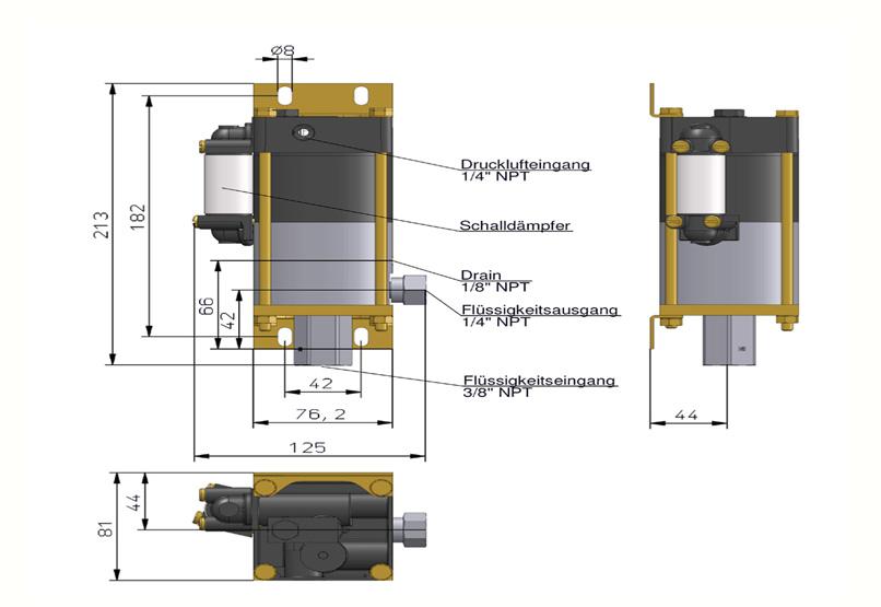 HD Tech - Produkte - Pumpen - 29723-71 - Massblatt