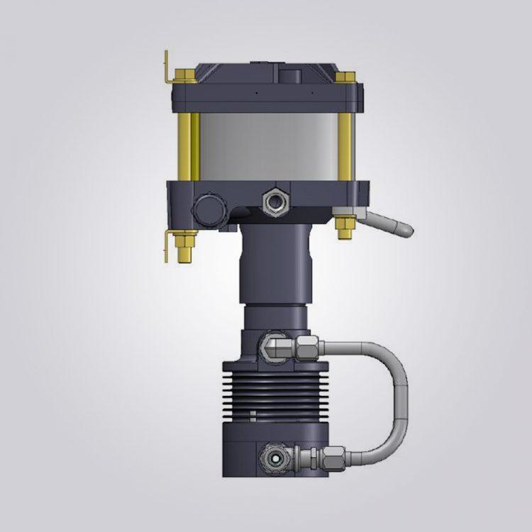 HD Tech - Produkte - Pumpen - DTV-4