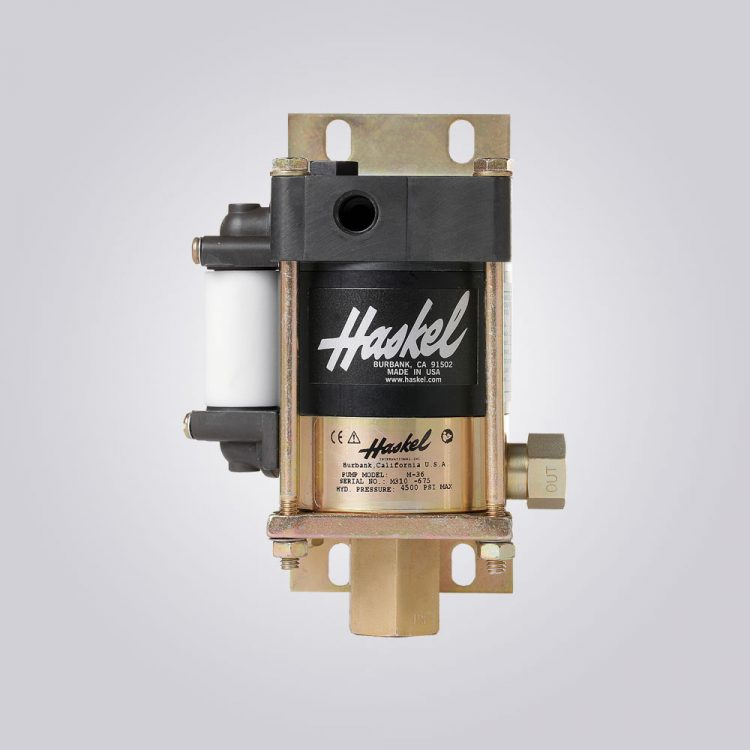 HD Tech - Produkte - Pumpen - M-21