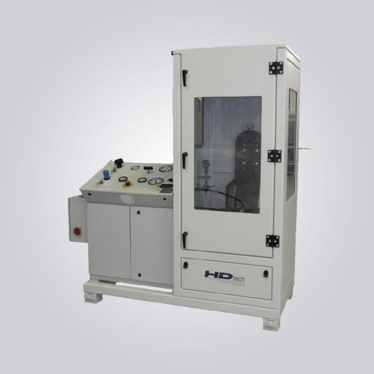 HD Tech - Prüfstand - LP-1194-1-3200 bar